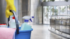 日常清掃で取りきれない汚れに定期清掃や特別清掃がおすすめ!